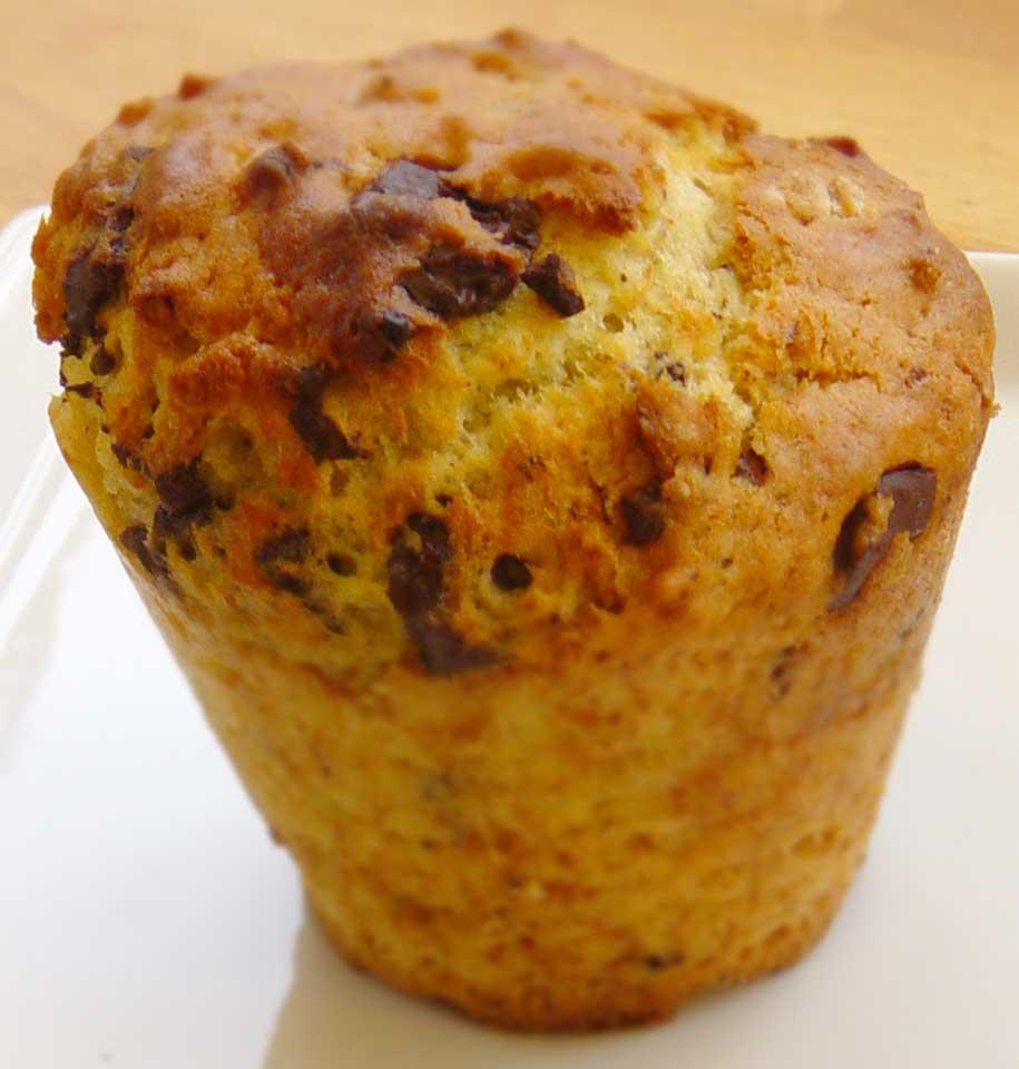 Orange - Chocolate Muffins - www.kvalifood.com