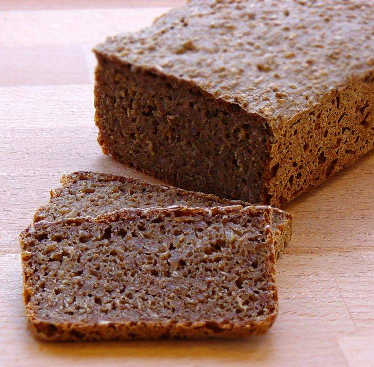 Rye Bread Recipe Sourdough: Danish Sour Dough Rye Bread