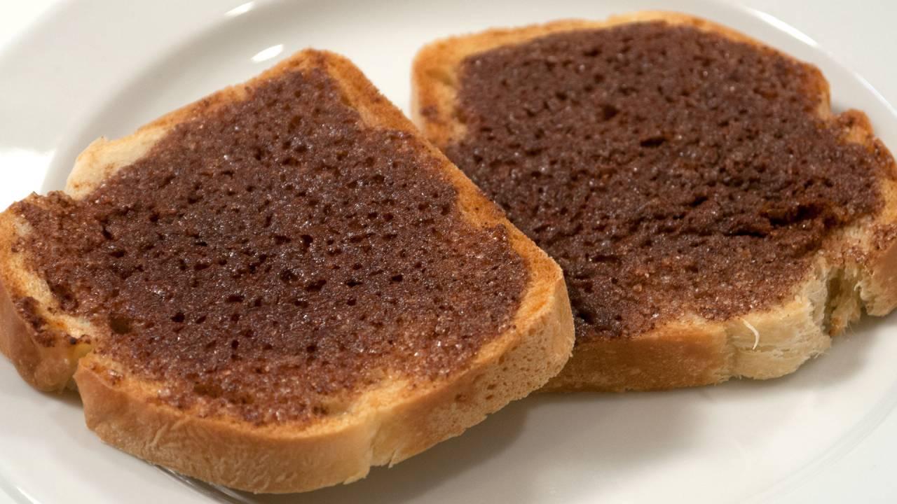 Cinnamon Sugar Toast - www.kvalifood.com