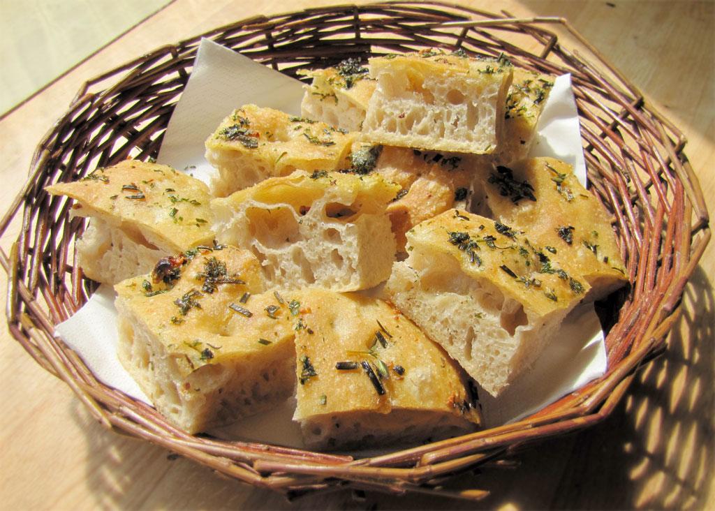 Foccacia Bread Www Kvalifood Com